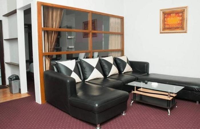 MS Hotel Ciwidey Bandung - Interior