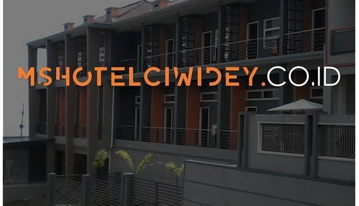 MS Hotel Ciwidey Bandung - BANGUNAN MS HOTEL CIWIDEY