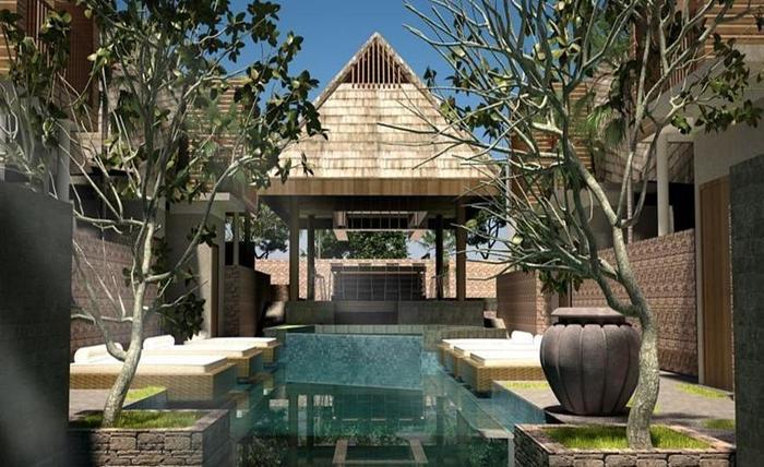 The Edelweiss Ultimo Bali Bali - Eksterior