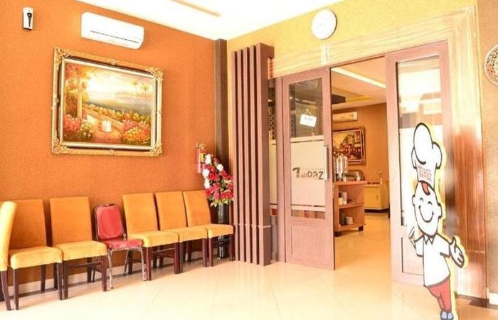 Grand Dian Boutique Hotel Cirebon Cirebon - Restoran
