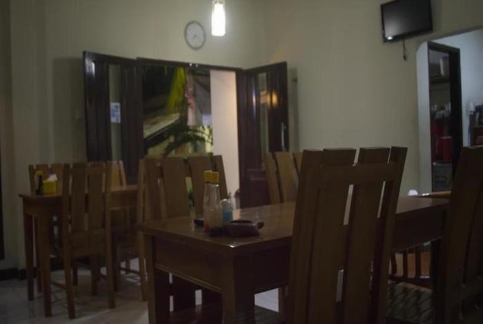 Minabi Guest House Lombok - Restoran
