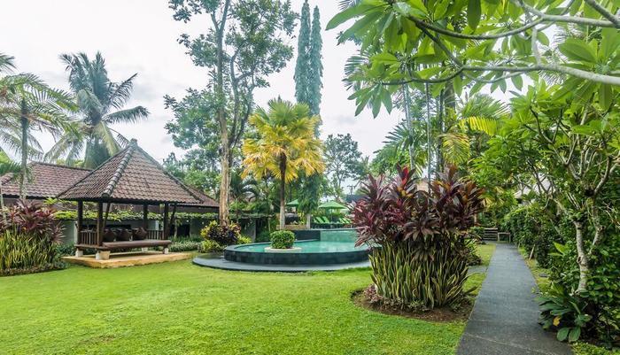 ZenRooms Ubud Penestanan 2 Bali - Taman