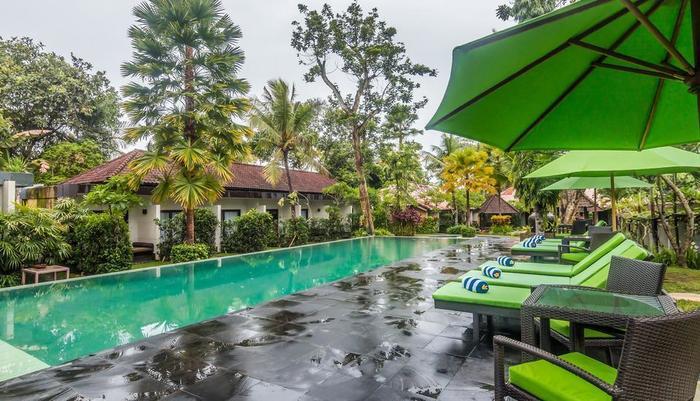 ZenRooms Ubud Penestanan 2 Bali - Kolam Renang