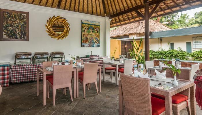 ZenRooms Ubud Penestanan 2 Bali - Restoran