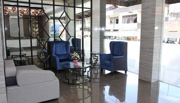 Arnava Mutiara Hotel Belitung Belitung - LOBBY