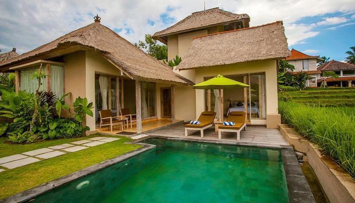 Atta Mesari Villas Bali - Villa 2 kamar
