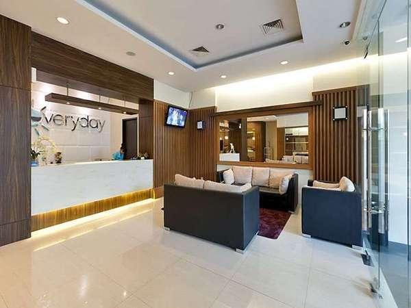Everyday Smart Hotel Jakarta - Lobby 4