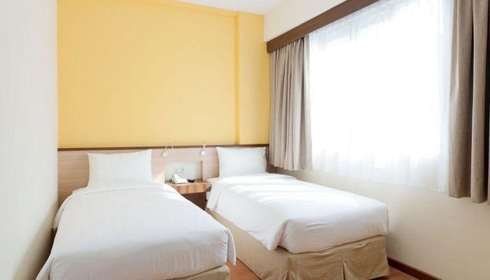 Everyday Smart Hotel Jakarta - Superior Twin