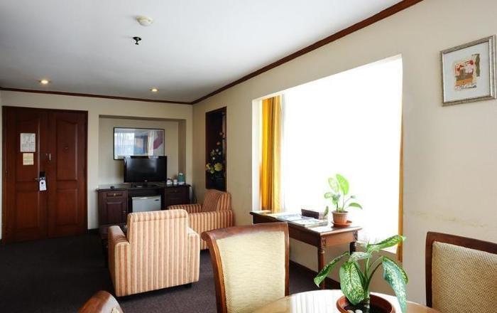 Hotel Perdana Wisata Bandung -