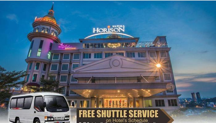 Horison Ultima Kings Batam - Free Shuttle Service
