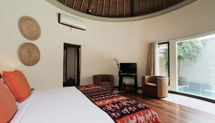 D Alang Alang Villas Bali - 1 Bedroom honeymoon Villas