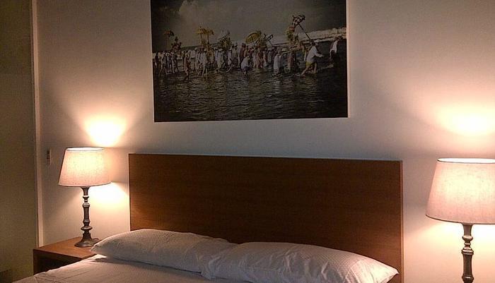D Alang Alang Villas Bali - Kamar Laguna Deluxe