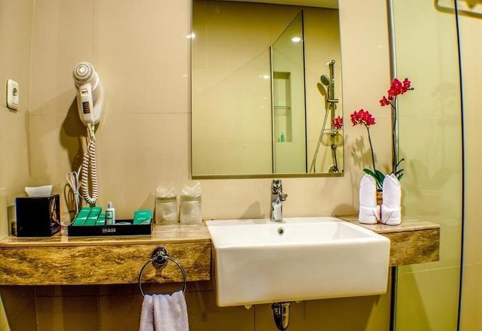 Grage Malang - kamar mandi
