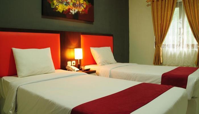 Sarila Hotel Solo - Deluxe Tempat Tidur Twin