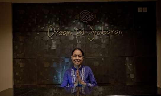 Dream Jimbaran - Resepsionis