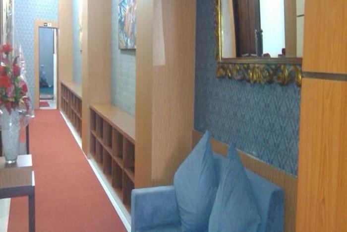 Sarila Hotel Sukoharjo - Ruang tamu