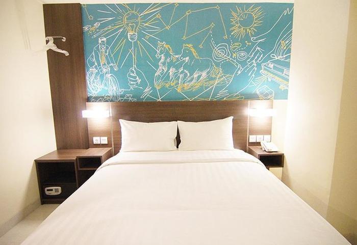 Meize Hotel Bandung - Superior Queen