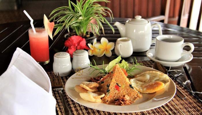 Nibbana Bali Resort Bali - sarapan