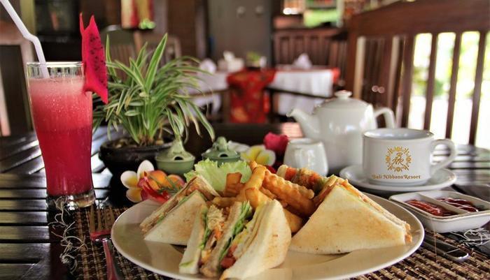 Nibbana Bali Resort Bali - sarapan 7