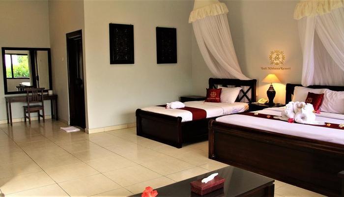 Nibbana Bali Resort Bali - kamar keluarga 2
