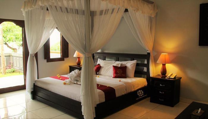 Nibbana Bali Resort Bali - kamar suite 2