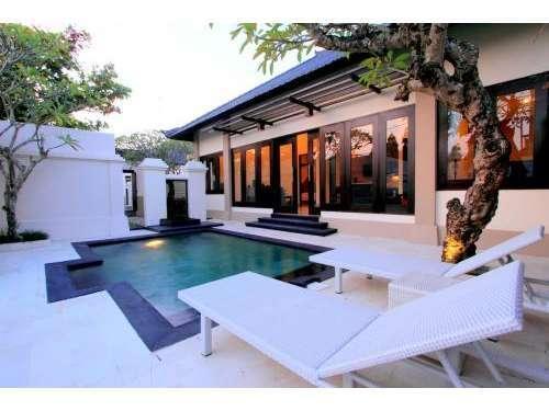The Tukad Villa Bali - Kolam Renang