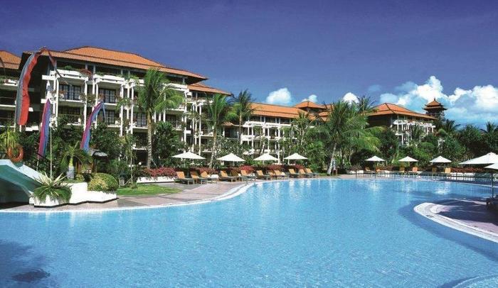 Ayodya Resort Bali - Kolam Renang