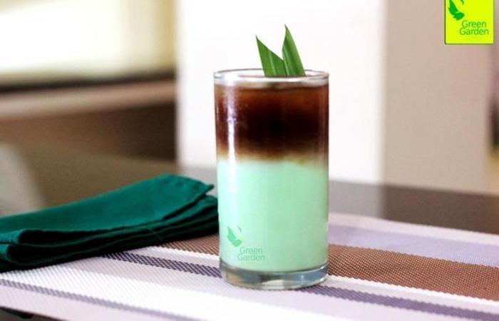 Green Garden Hotel Tuban - minuman