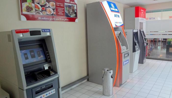 Prasada Mansion Jakarta - Mesin ATM