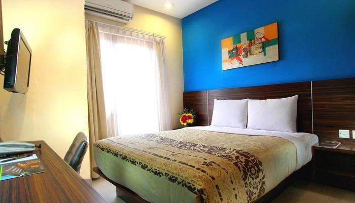 Prasada Mansion Jakarta - Tempat tidur STD Kamar Single