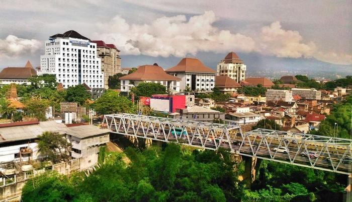 Everyday Smart Hotel Malang - View