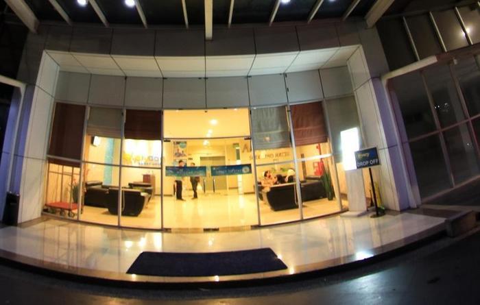 Everyday Smart Hotel Malang - Lobby
