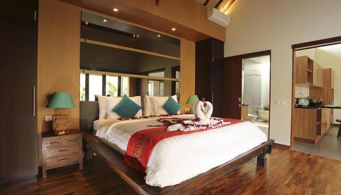 Desa Di Bali Villas Bali - Kamar tamu