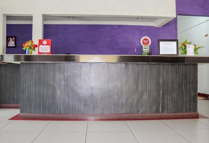 NIDA Rooms Batang Hari 67 Medan Sunggal - Resepsionis
