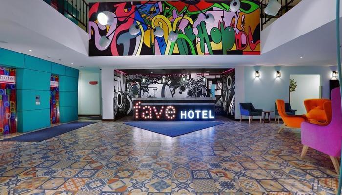 favehotel Kuta Kartika Plaza - Lobby