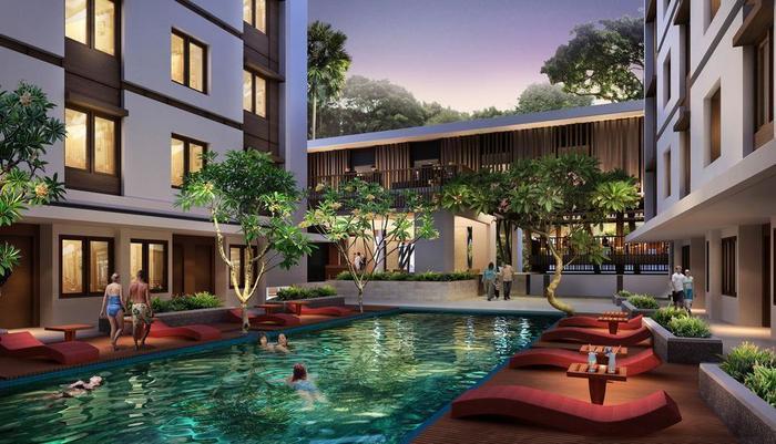 Savvoya Seminyak Hotel Bali - Surrounding