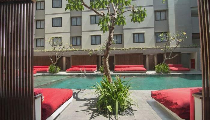 Savvoya Seminyak Hotel Bali - Ppol Renang