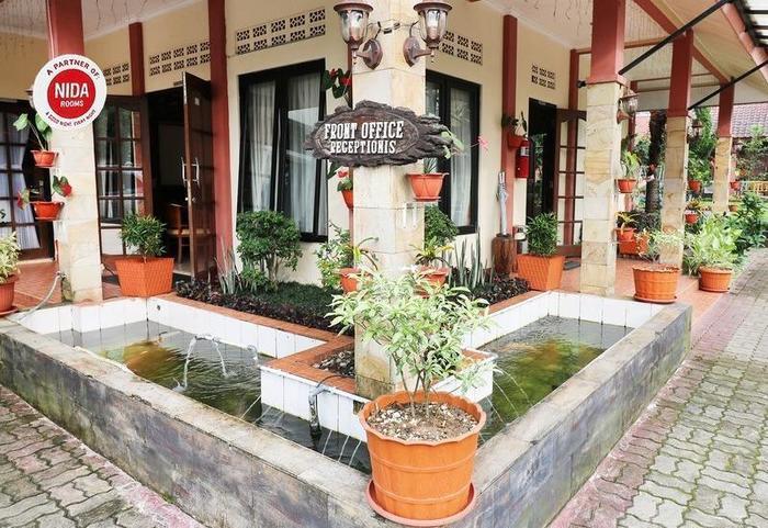 NIDA Rooms Cipayung Puncak Pass - Pemandangan Area