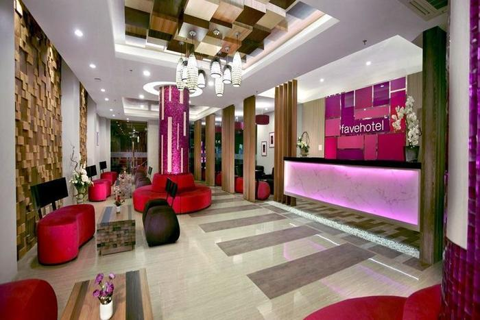 fave hotel Lombok - Lobi