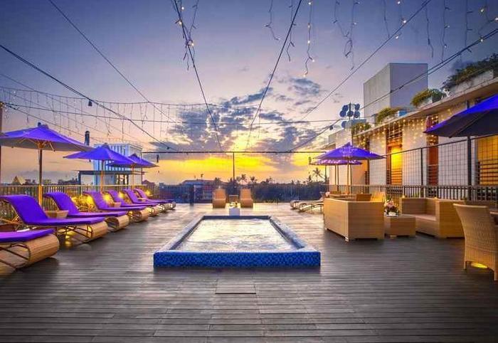 Horison Seminyak - Roof top
