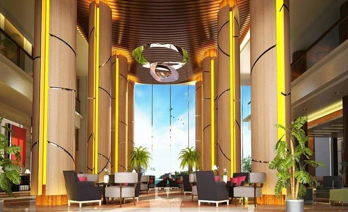 Swiss-Belhotel Makassar Makassar - Lobi