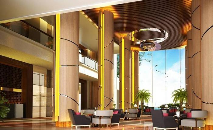 Swiss-Belhotel Makassar - Lobby Lounge