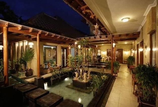 Adya Nalendra Boutique Hotel Yogyakarta - TAMAN