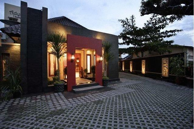 Adya Nalendra Boutique Hotel Yogyakarta - .