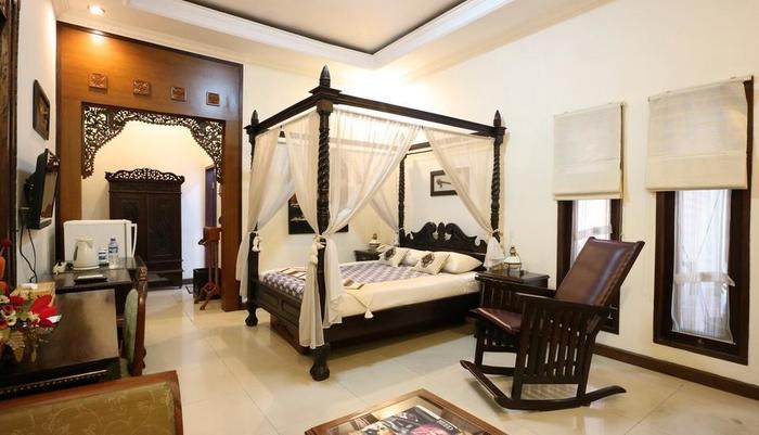 Adya Nalendra Boutique Hotel Yogyakarta - Executive Junior Unique 1
