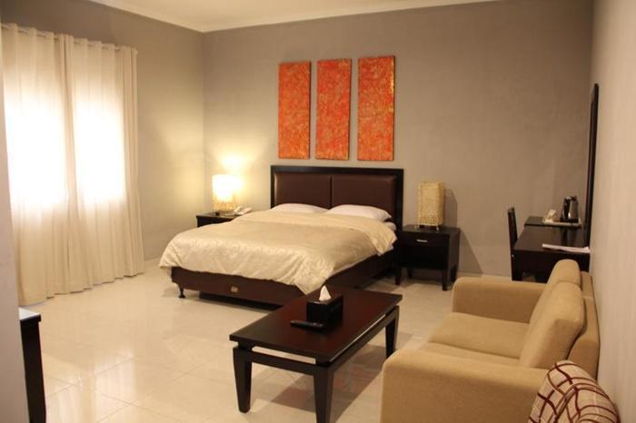 Radiant Villa Lembang - Kamar Tamu