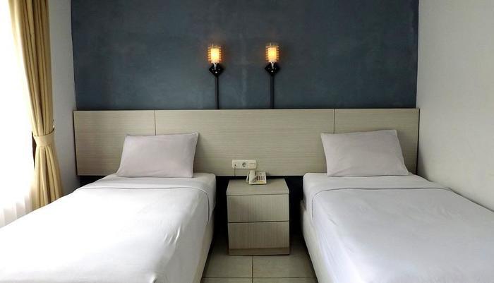 Radiant Villa Lembang - kamar standar