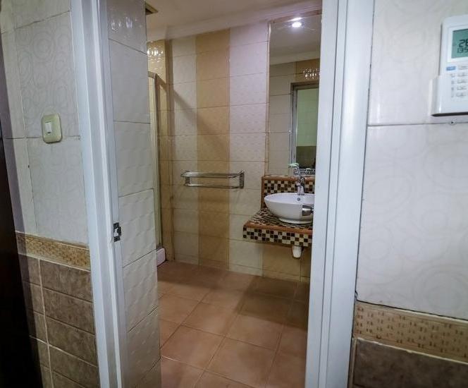 NIDA Rooms Pang Sudirman Runcing Genteng - Kamar mandi