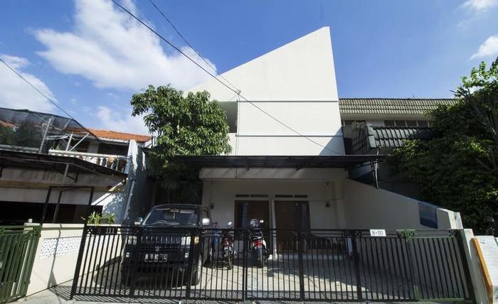 RedDoorz near Pulo Gadung Jakarta - Eksterior