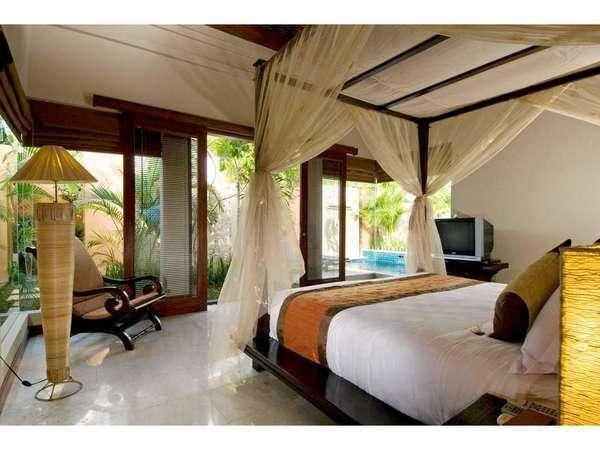 Bhavana Private Villas Bali - Bhavana kamar tidur